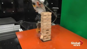 MIT engineers build robot capable of playing Jenga